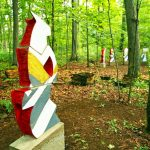 Must-see Sculptures - Stone Quarry Hill Art Park