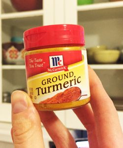 Turmeric is available at all major grocery stores