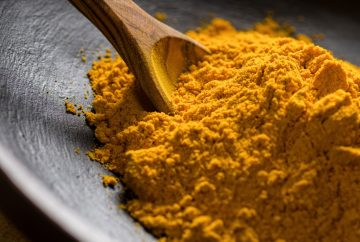 Turmeric makes dishes healthier and taste better