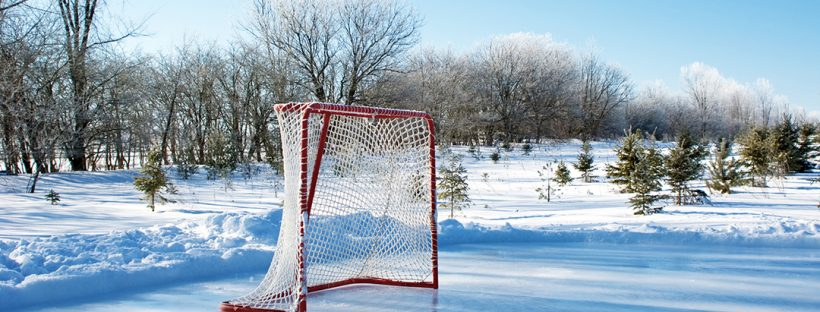 How To Build A Backyard Ice Rink A Healthier Upstate