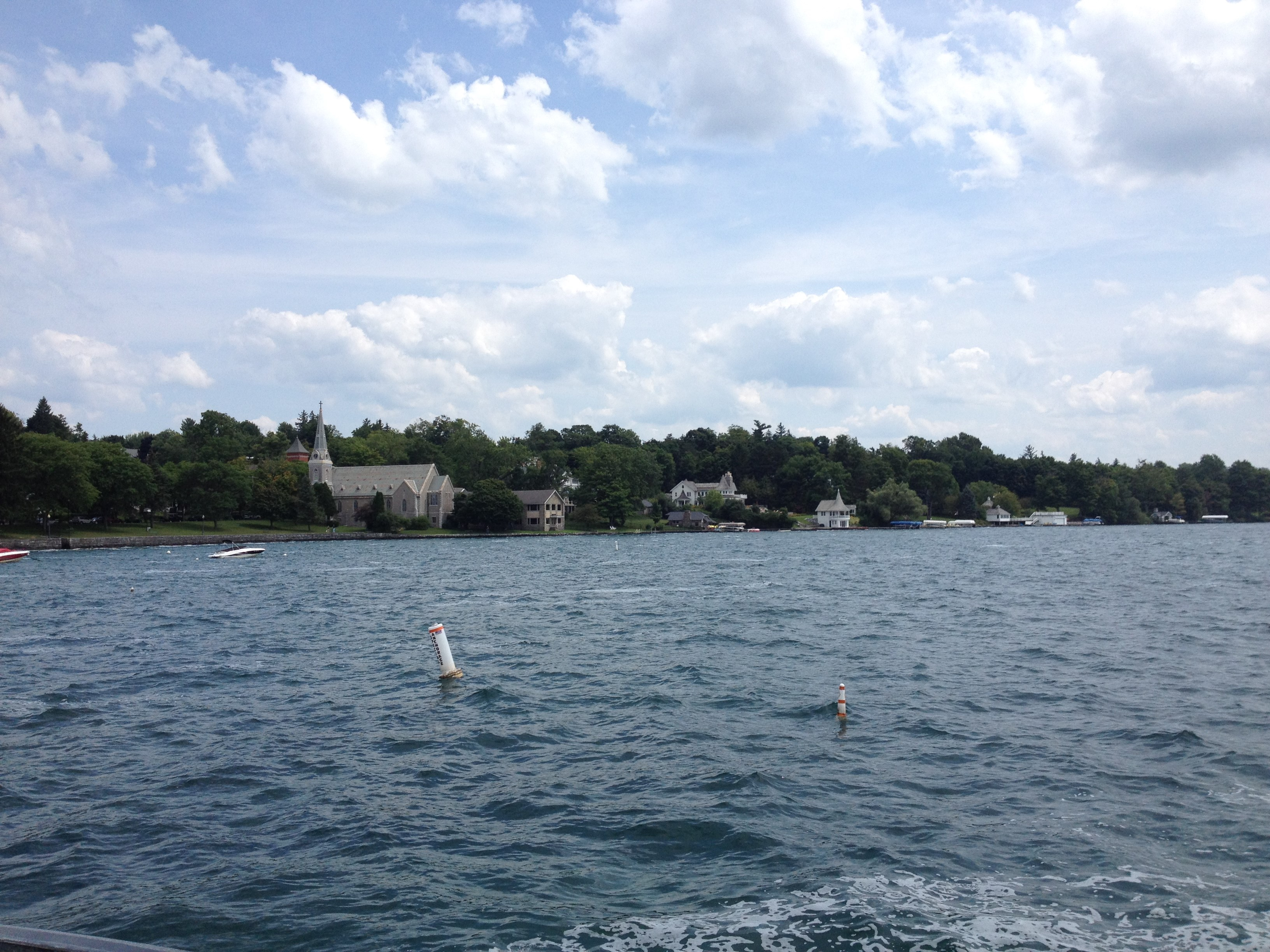 Skaneateles Lake (photo by Erika Gruszewski)